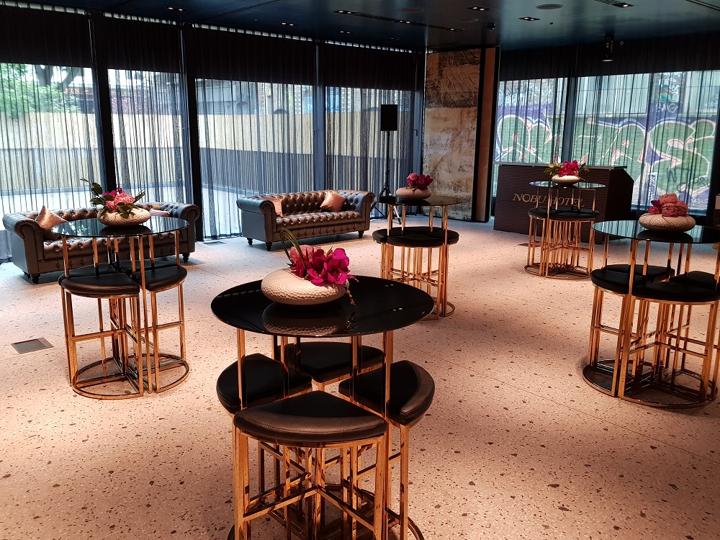 Event spaces and event venues in Shoreditch   Nobu Hotel Shoreditch