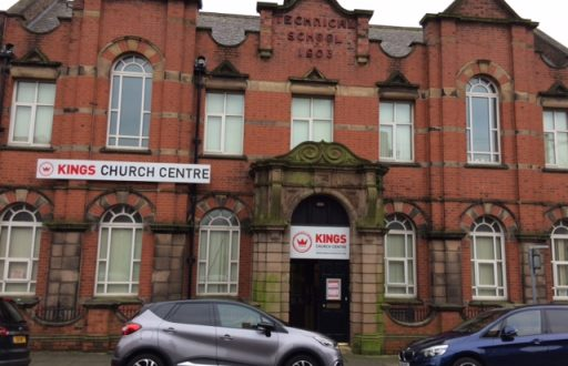 Kings Church Centre - 20 Upper George Street, Tyldesley - 1