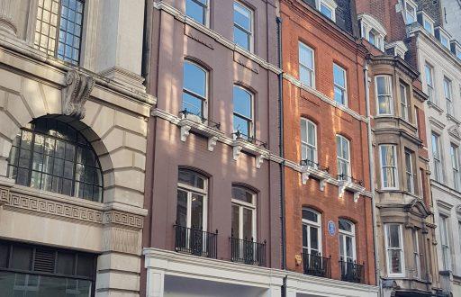 LCLB - 95 Mortimer Street, London - 1