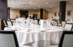 gala dinner venue in Northampton, East Midlands