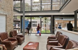 Large Meeting Room; 1-25 People - Cambridge House, 1 Addington Square - 3