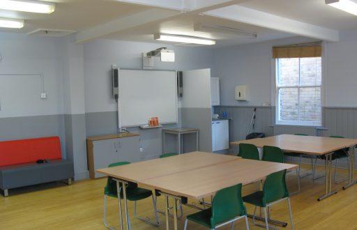 Large Meeting Room - Elizabeth House Community Centre, 2 Hurlock Street - 1