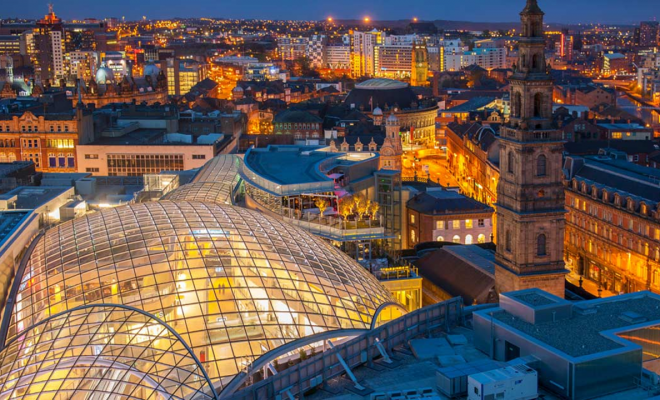 Conference industry and conference venues restart campaign in Leeds
