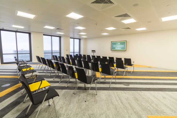 Level 39 | Best Conference venues in Canary Wharf | The Venue Booker | Free Venue Finding Services | Venue Sourcing Agency