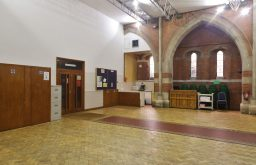 Lower Hall – The Church of The Holy Innocents - Paddenswick Road, Hammersmith - 2