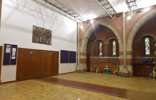 Lower Hall – The Church of The Holy Innocents - Paddenswick Road, Hammersmith - 1