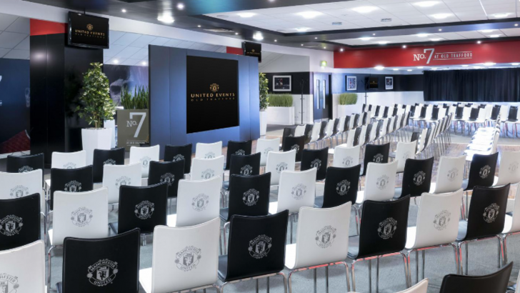 Manchester United Conference Venue in Manchester