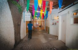 Main Arch & Bar – C.A.F.E - Studio 5 209A, Coldhabour Lane - 5