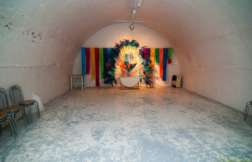 Main Arch & Bar – C.A.F.E - Studio 5 209A, Coldhabour Lane - 1