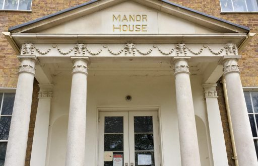 Manor House Library - 34 Old Rd, London - 1