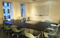 Meeting Room 2 - 90 Great Russell St, Bloomsbury - 4