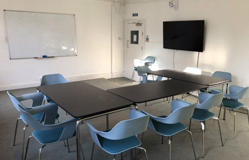 Meeting Room 2 - 90 Great Russell St, Bloomsbury - 1