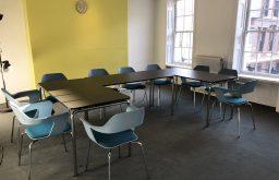 Meeting Room 2 - 90 Great Russell St, Bloomsbury - 2