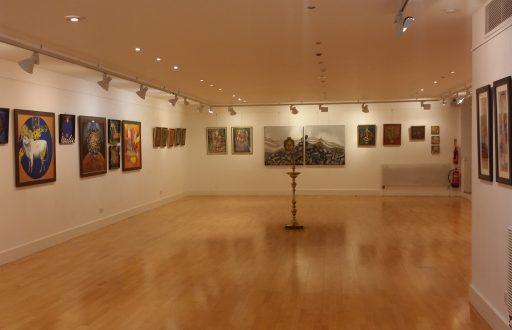 Millennium Art Gallery - 4A Castletown Rd, West Kensington - 1