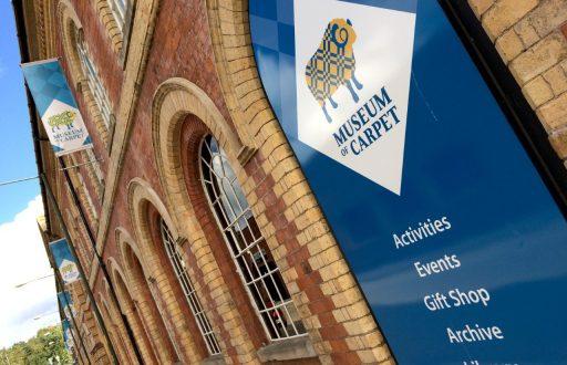 Museum of Carpet - Stour Vale Mill, Green St, Kidderminster - 1