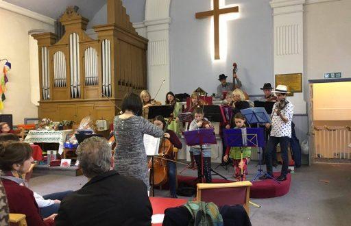 Nexus Claremont Methodist Centre, Bath - 23 Eastbourne Ave, Bath - 1
