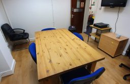 OFFICE SPACE, IT ROOM, GROUP ROOM AND CONFERENCE ROOM AVAILABLE - 117 Cedars Road, London - 3