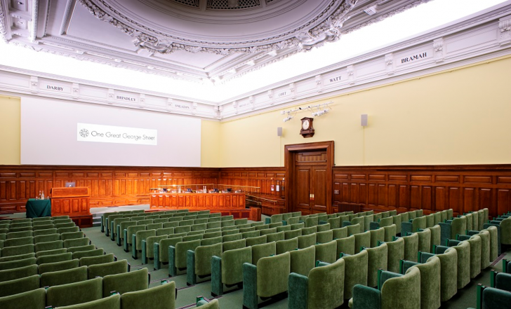 One Great George Street   Top Westminster Conference Venues   Leading Venues in London   Find a Venue   The Venue Booker   Venue Finding Agency