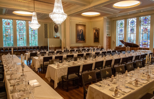 Painters hall, christmas party venue