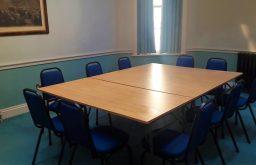 Parish Room, St James Garlickhythe - Garlick Hill - 5