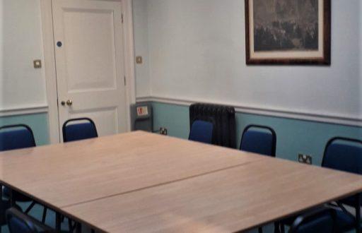 Parish Room, St James Garlickhythe - Garlick Hill - 1
