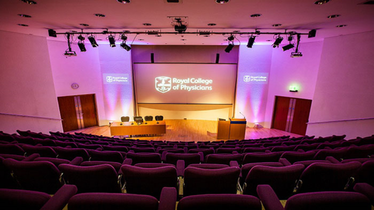 Royal College of Physicians   Best West End Conference Venues   Find a Venue   Venue Finding Agency   The Venue Booker