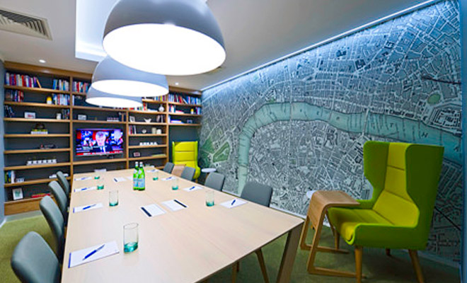 Regus Business Lounge Gatwick