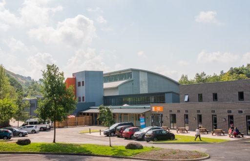 Rock UK Summit Centre - Rock UK Frontier Centre, Addington Road, Irthlingborough, Northamptonshire - 1