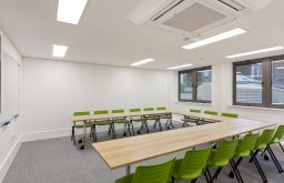 Anglo Educational Services | Meeting Rooms and Events Venue in Central London
