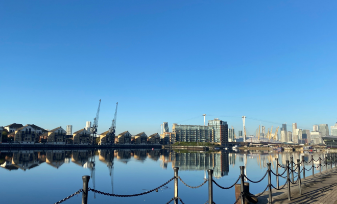 Royal Docks in London | Unique Docklands Event Venues | The Venue Booker | Venue finding agency