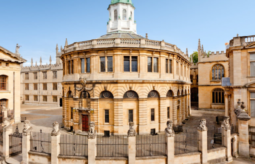 Sheldonian Theatre, Events Venue, Oxford, UK