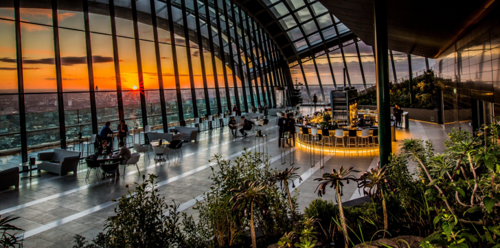 Sky Garden   Best London Event Venues with a View   The Venue Booker   Free Venue Finding Service   Venue Finding Agency   Find a Venue