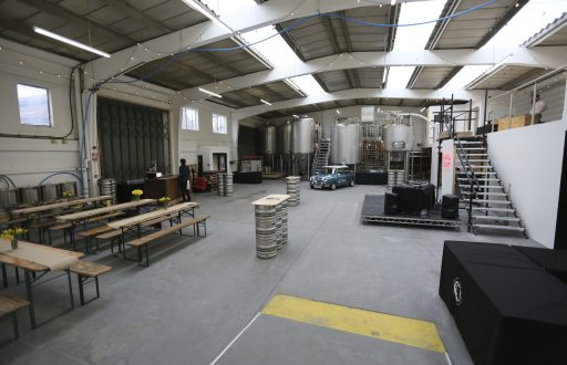 Small Beer Brewery - 70-72 Verney Rd, London - 1