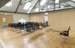 Small Hall; 1-50 people - Cambridge House, 1 Addington Square, London - 2