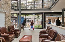 Small Hall; 1-50 people - Cambridge House, 1 Addington Square, London - 3