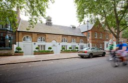 Small Hall; 1-50 people - Cambridge House, 1 Addington Square, London - 4