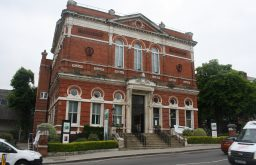 Small Hall - Old Town Hall 213 Haverstock Hill London - 2
