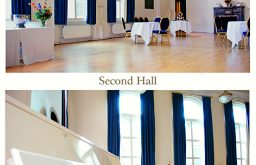 Small Hall - Old Town Hall 213 Haverstock Hill London - 7
