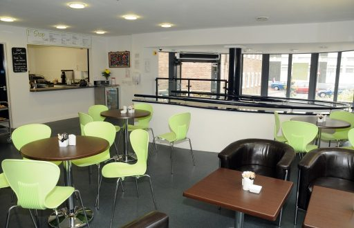South Lakes Foyer Meeting Room - Nook Street, Workington Cumbria - 1
