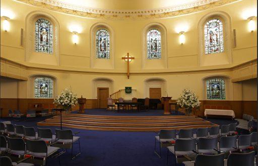 St Andrew's and St George's West - 13 George Street Edinburgh - 1