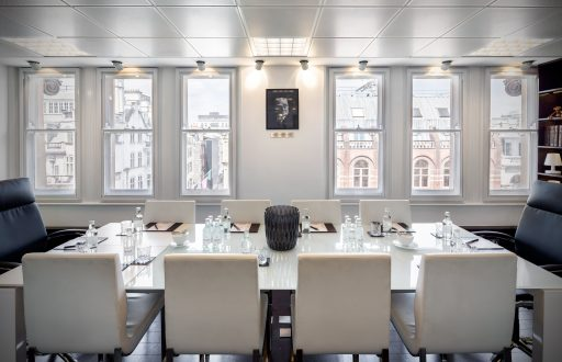 St James's Boardroom – Dudley House 169 Piccadilly London - 1