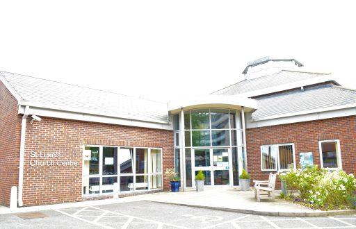St Luke's Church Centre – St Luke's Church Great Colmore Street, Lee Bank - 1