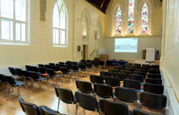St Luke's events space Oxford UK