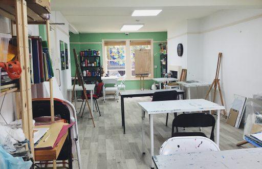Studio in the heart of Croydon – 1A Drummond Road, Croydon - 1