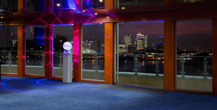Sunborn London Yacht Hotel | Unique Docklands Event Venues | The Venue Booker | Venue finding agency