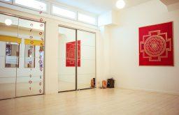 Tara Yoga School - 25-31 Ironmonger Row, Old Street, London 193 Cowley Road, Oxford - 5