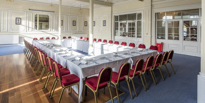 The Cairn Hotel, best conference and meeting venues in Harrogate, Yorkshire