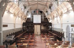 The Chapel - London Jesus Centre Room Hire 83 Margaret Street London - 3