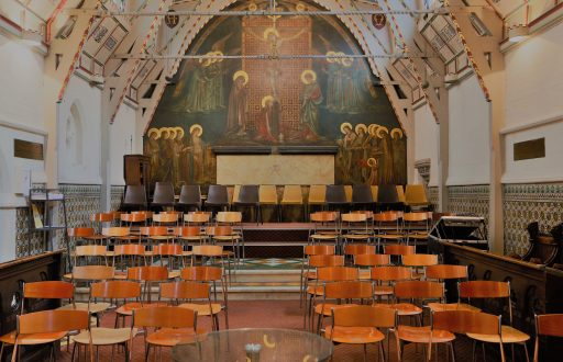 The Chapel - London Jesus Centre Room Hire 83 Margaret Street London - 1