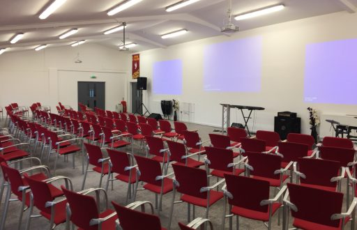 The Hub - Darwin College Chaplaincy, University of Kent - 1